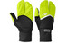 Outdoor Research Hot Pursuit Convertible Running Glove Black/Lemongrass (151)